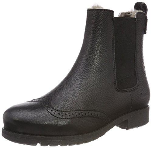 Bisgaard Mädchen 51003218 Chelsea Boots, Schwarz (204 Black), 29 EU