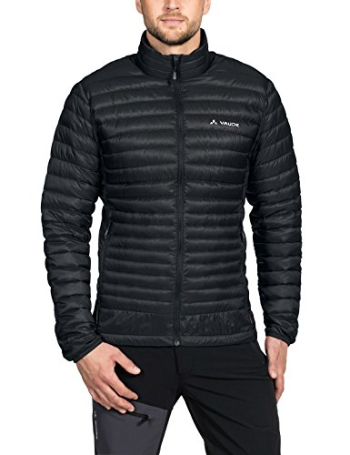 VAUDE Herren Kabru Light Jacket II Jacke, Black, XL