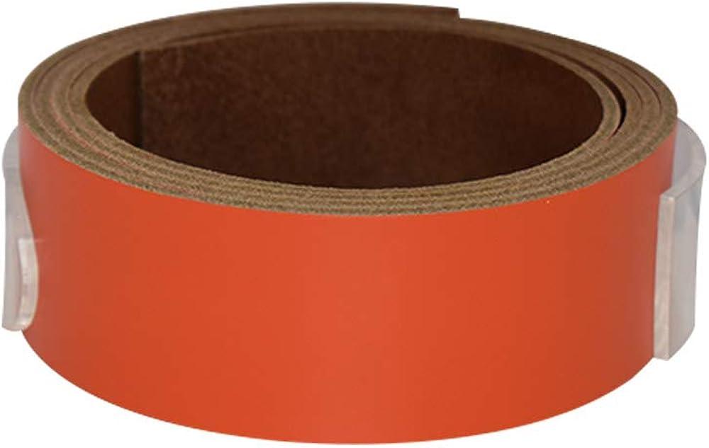 4cm Breite G/ürtelleder 34 Farben und 9 L/ängen Lederband Lederriemen Echtlederband Flach ca Lederstreifen