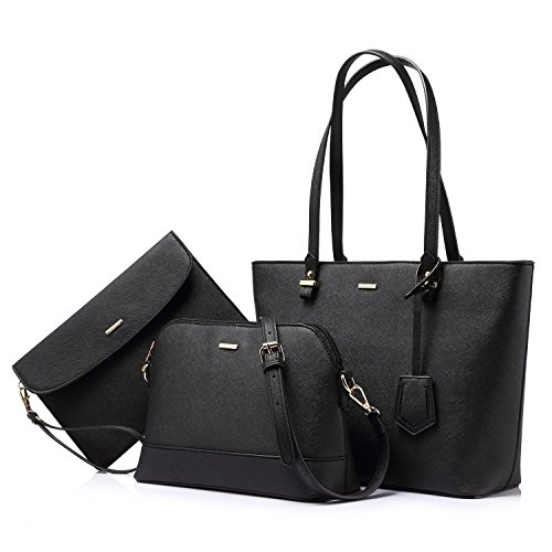 LOVEVOOK Handtasche Damen Shopper...