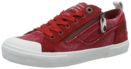 Yellow Cab Damen Strife W Sneakers, Rot (Red), 41 EU