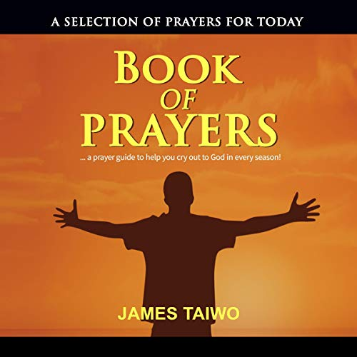 Book of Prayers: A Selection of Prayers for Today audiobook cover art