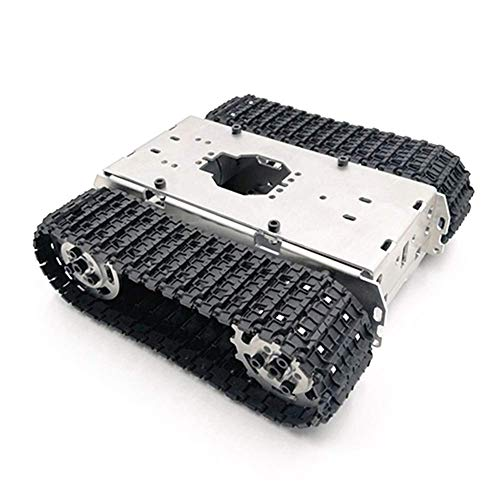 GzxLaY Brandneue Smart Tank Car Stoßdämpfer Metall RC WiFi Roboter Auto Chassis Rad Kit Mobile Plattform für Arduino DIY Toy Parts Spare