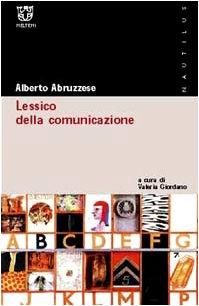 Lessico della comunicazione