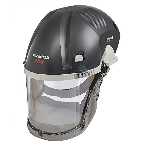 TREND AIR PRO Airshield and Faceshield Dust Protector