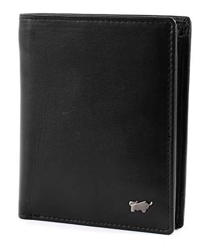 Braun Büffel Edition Wallet High Black