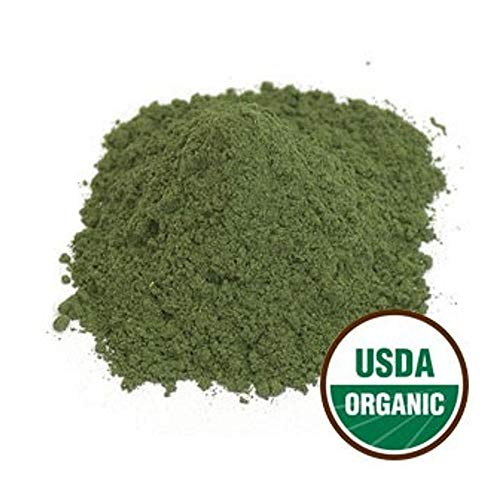 Starwest Bottanicals Organic Nettle Leaf Powder 1lb Bag