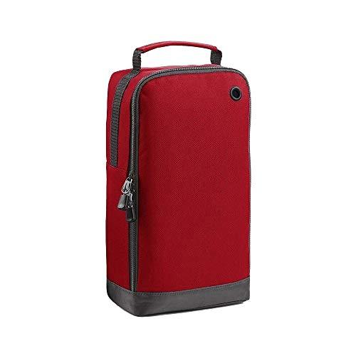 BagBase Schuh-Tasche, 8 Liter, Classic Red, Einheitsgröße