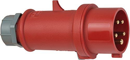 Brennenstuhl 1081310 Spina invertitore di fase CEE 400 V/16A 5 poli (IP 44)