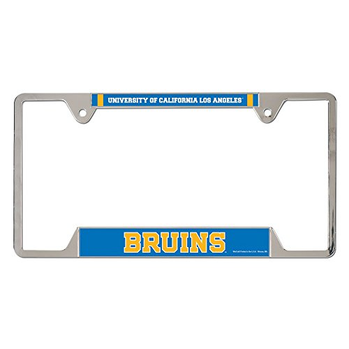 Wincraft NCAA UCLA Metal License Plate Frame