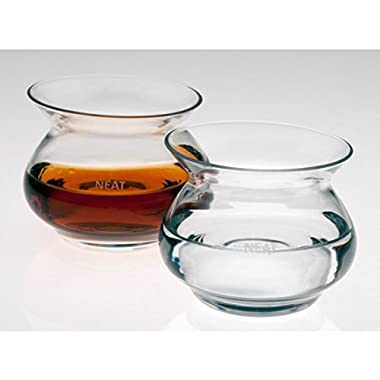 Ultimate Spirits Glass, Set of 2 by The Neat Glass