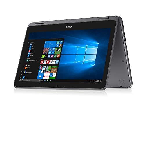 "2021 Flagship Dell Inspiron 11 3195 2 in 1 Convertible Laptop 11"" HD Touchscreen Display AMD Dual-Core A9-9420e 8GB RAM 128GB eMMC 128G SD Card AMD Radeon R5 Graphics HDMI WiFi Webcam Win 10 (Renewed)"