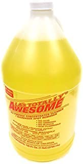 128oz Refills, 1 bottle Original - La's Totally Awesome All Purpose Concentrated Cleaner Degreaser Spot Remover Cleans Everything Washable As Seen on Tv by La's Totally