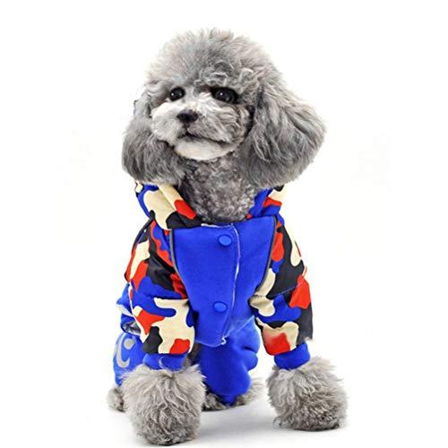 Chaquetas impermeables para perros, impermeables, resistentes al viento, abrigos para perros pequeños, medianos y grandes