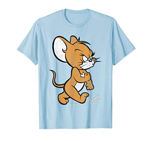 Tom and Jerry Angry Mouse T-Shirt