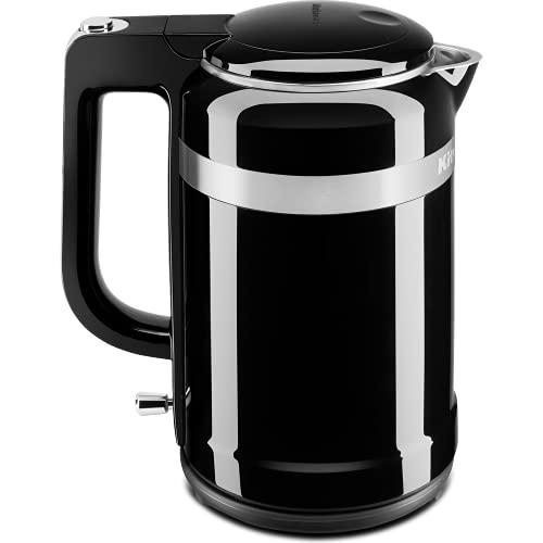 KitchenAid Design 1,5 L Wasserkocher 5KEK1565EOB (Onyx Schwarz)