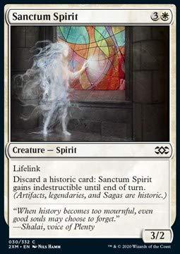 Magic: the Gathering MTG - Sanctum Spirit - Double Masters 2XM 30...