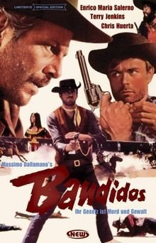 Massimo Dallamano's Bandidos Ihr Gesetz ist Mord und Gewalt by Venantino Venantini