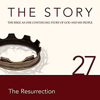 The Story, NIV: Chapter 27 - The Resurrection (Dramatized) cover art