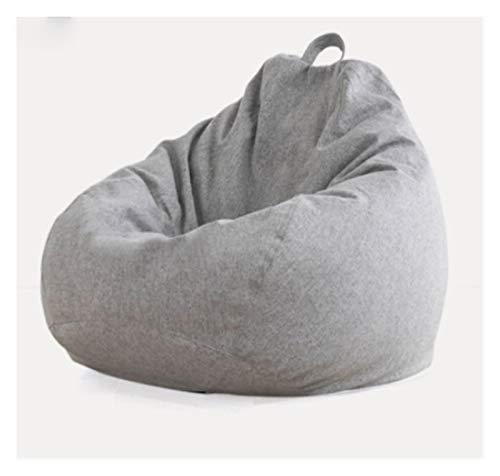 Lazy Sofa Sitzsack Kleine Wohnung Sofa Sitzsitzsack Sofa Stuhl-Abdeckung, Klassik Lazy Lounge Chair for Erwachsene und Kinder Sitzsack Lagerung Stuhl, geeignet for Familien Garden Lounge Wohnzimmer In