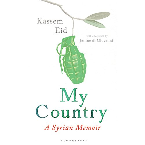 My Country audiobook cover art