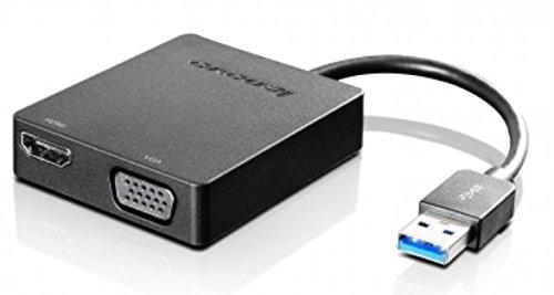Lenovo Universal USB3.0 to VGA/HDMI Adapter