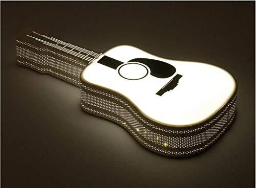 ZHYZN Decke Gitarre, Metall Gitarre Lampe wohnsitz Kinder Musik Zimmer 65 deckenleuchten * 30 * 90 cm Farbe wählen (65 * 30 * 90 cm),65 * 30 * 90 cm