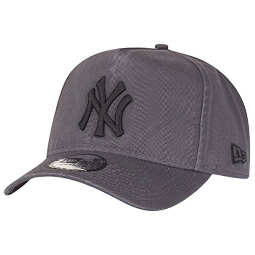 New Era A-Frame Trucker Cap - New York Yankees Washed Gris