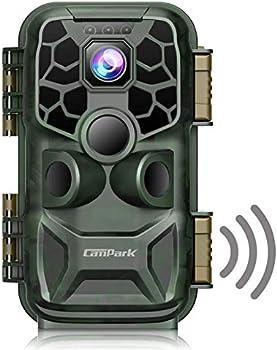 Campark T90 24MP 4K WiFi Trail Camera