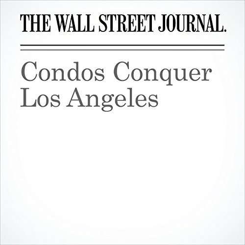 Condos Conquer Los Angeles audiobook cover art