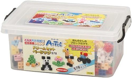 Artec Atekku block Dream set basic (japan import)
