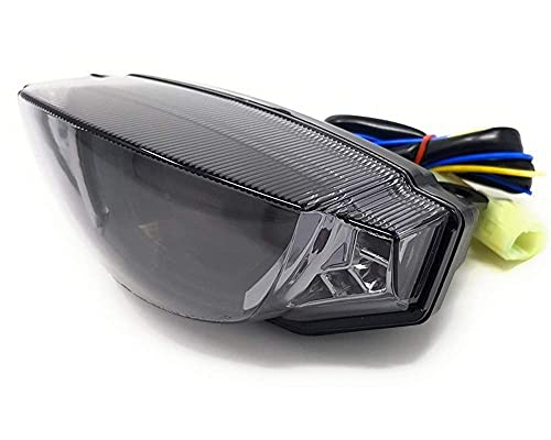 LED Arrêter & Feu Arrière avec Intégré Clignotants pour Ducati Scrambler 400, 800 & 1100 - Tous Modèles
