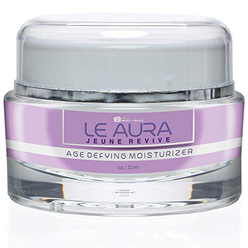 Le Jeune Ageless Aura Revive - Age Defying Moisturizer - Anti Aging Night Cream - Feel the youth and beauty return to your skin each night as you treat your face with our gentle yet potent skin cream