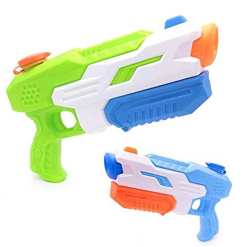 XIUYU 1 PC de Super Pistolas de Agua, de Largo Alcance de Gran Capacidad Squirt Pistola de Juguete for niños-Playa del baño, for niños Adultos Niñas Niños 46