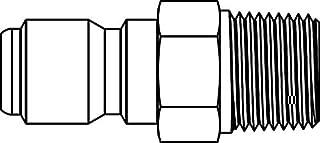 Tompkins ANV-12M-12FP ANV Tip Male 3//4 Steel 3//4 3625 psi Quick Disconnect 3//4-14