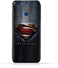 Lenovo K5 Note 2018 tpu Soft Protective Silicone Case with Super Man Logo Design
