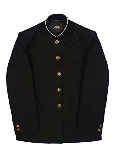 [カンコー学生服] 学生服 上着 FeelAir フィールエア FA9101 ボーイズ ブラック 165A