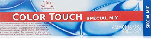 Wella Color Touch Hair Colour 0/45 Red 60ml