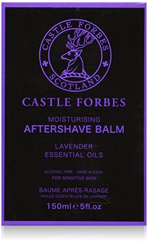 Castle Forbes Lavender Oil Aftershave Balm 5oz