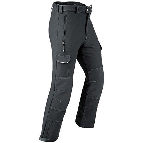 Pfanner Thermo Outdoorhose mit Merino Futter, Farbe:schwarz, Größe:M