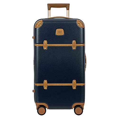 Brics Bellagio Valigia trolley (4 ruote) blu scuro 65 cm