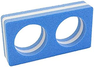 comprar comparacion Leisis 0101029 Conector macarrones Lazo, Azul, Talla Única