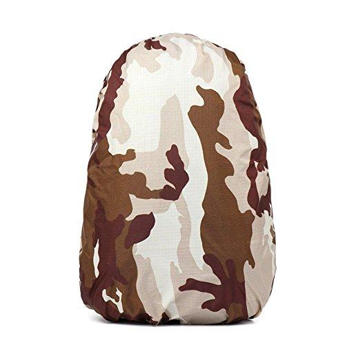 Al aire libre impermeable bolsa Rain Cover 30L – 40L mochila de camuflaje funda resistente al agua resistente al polvo carcasa de mochila para Tactical caza Camping