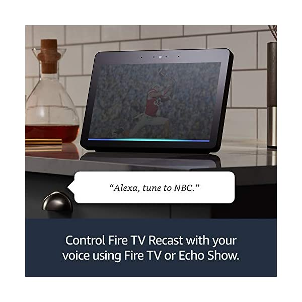 Fire TV Recast, over-the-air DVR, 1 TB, 150 hours, DVR for cord cutters 5