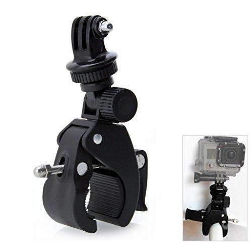 UltimateAddons-Supporto da manubrio per bicicletta per GoPro Hero 1 2 3 4, SJCAM SJ4000, Qumox SJ4000 SJ5000, Xiaomi Yi, azione videocamera