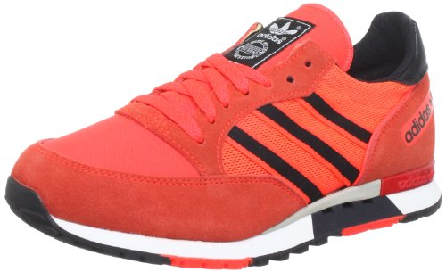 adidas Originals Phantom Q23423, Herren Sneaker, Rot (INFRARED / BLACK 1 / WHITE VAPOUR S11), EU 44 2/3 (UK 10) (US 10.5)