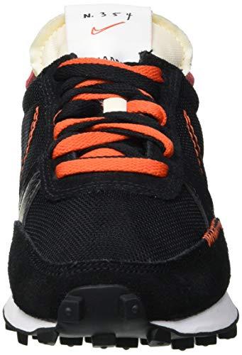 Nike 70'S-Type, Zapatillas para Correr Hombre, Black Team Orange Sail White, 41 EU