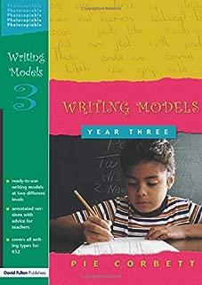 Writing Models Year 3