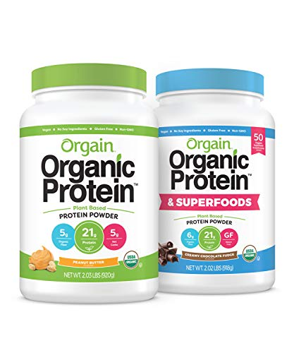 Best Orgain Organic Protein Powder For Weight Loss USA 2021