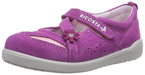 RICOSTA Nadine, Mädchen Geschlossene Ballerinas, Violett  (candy/rose 331), 31 EU